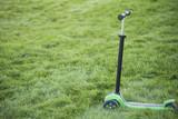Three-wheeled scooter