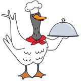 Cartoon duck character - 218961578