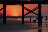 Sunrise at the East Coast