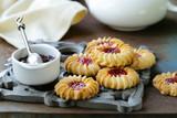homemade festive cookies, dessert and treats - 219004103