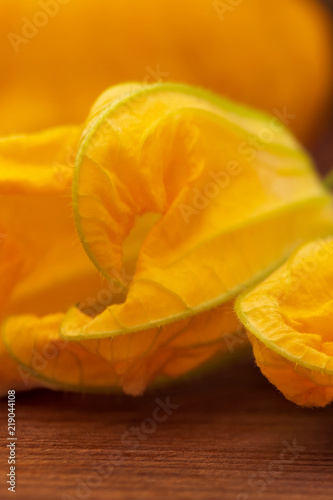 Yellow flower petals with small thin villi close up wooden yellow flower petals with small thin villi close up wooden background mightylinksfo