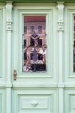 Closed Door of Building in Görlitz, Germany
