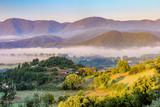 Mist in the valleys - 219087300