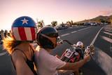 amore in motociletta