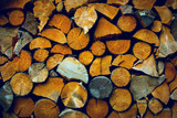 firewood abstract background - 219132118