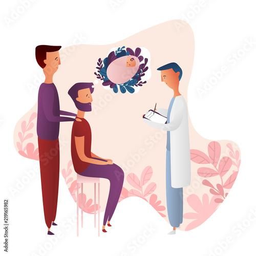Gay male medicals