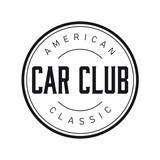 American Classic Car club vintage