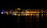 Sliema la nuit, Malte