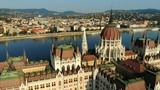 Budapest Parliament Building aerial - 219211357