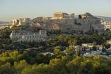 Akropolis von Athen in der Abenddämmerung, Griechenland - 219242377