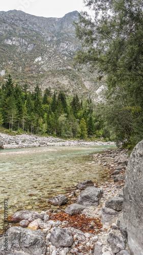 Soča Valley Slovenia - Nationalpark Triglav - 219319373