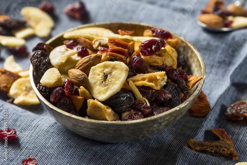 Organic Dried Fruit Trail Mix