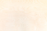 wooden background from natural birch plywood - 219476717