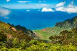 Hawaii dreamlike view from mountain - 219535589