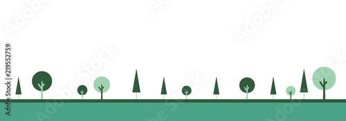natura, alberi, albero, foresta, bosco, - 219552759