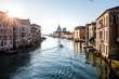 Leinwanddruck Bild - Grand Canal in Venice, Italy