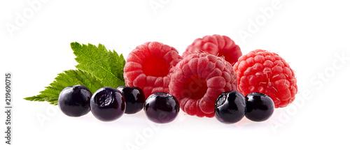 Fresh ripe berry in closeup