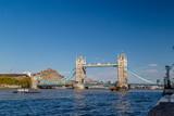 Fototapeta London - Most Tower Bridge w Londynie © oksanafiodorowa