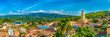 Leinwanddruck Bild - Trinidad, Cuba: Aerial view of the former Saint Francis of Assisi Convent