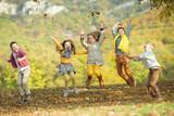 Children's fashion in autumn   - 219750735