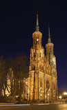 Cathedral of Immaculate Conception of the Blessed Virgin Mary in Siedlce. Poland - 219765182
