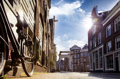 architektura-uliczki-amsterdamu