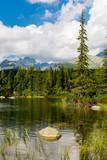 lake in mountains - 219800964