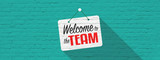 Welcome to the team - 219821533