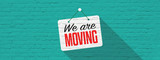 We are moving - 219823791