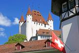 Schloss Thun, Schweiz - 219829592