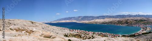 Insel Pag in Kroatien - 219833565