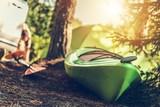 Summer Kayaking Time - 219835531
