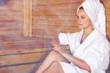 Sauna. - 219883196