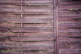 Wooden fence - 219908330