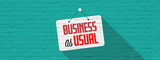 Business as usual - 219947719