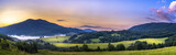 Bieszczady, Połonina Caryńska przed wschodem słońca - 219994788