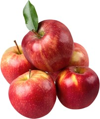 Close up of apples