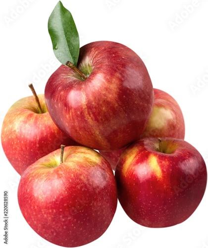 Close up of apples © BillionPhotos.com