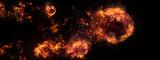 Fototapeta Kosmos - 隕石 © k_yu