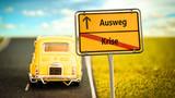 Schild 355 - Ausweg - 220111565