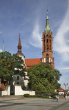 Cathedral Basilica of Assumption of Blessed Virgin Mary in Bialystok. Poland - 220114763