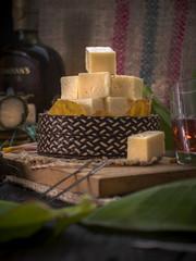 Picada de queso costeno © Carlos