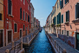View of a canal in the Venice lagoon - 220154125