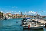 port w Splicie, Chorwacja
