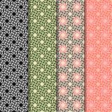 Geometric seamless pattern background. - 220195172