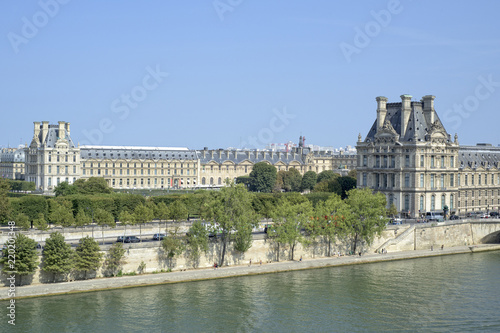 Fridge magnet Vue de Paris, France