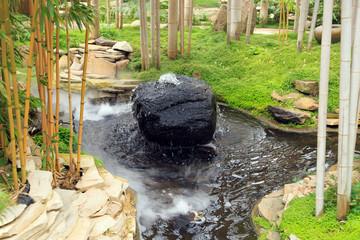 Erholung im Bambusgarten © Janina Dierks