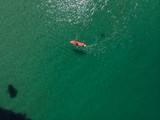 Paseo en Kayak por aguas cristalinas