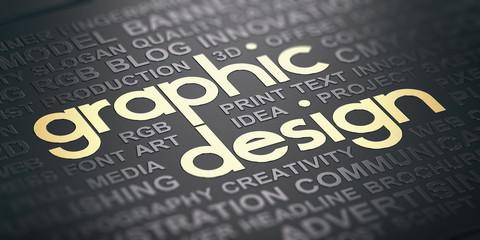 Visual Communication Graphic Design Background