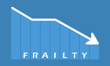 Frailty - decreasing graph - 220287330